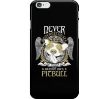 Pit Bull Power iPhone Case/Skin
