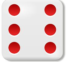 6 Roll Dice by NetoboDesigns