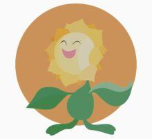 Sunflora - 2nd Gen by Missajrolls