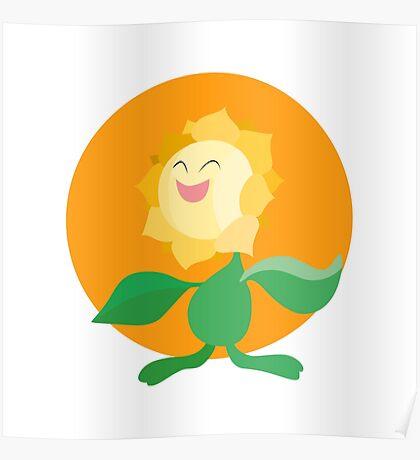 Sunflora - 2nd Gen Poster