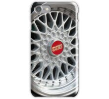 BBS wheels iPhone Case/Skin