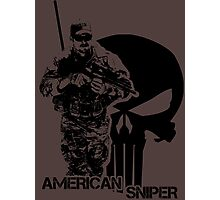 Chris Kyle - American Sniper Photographic Print