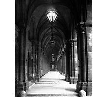 Rathaus Vienna Austria Photographic Print