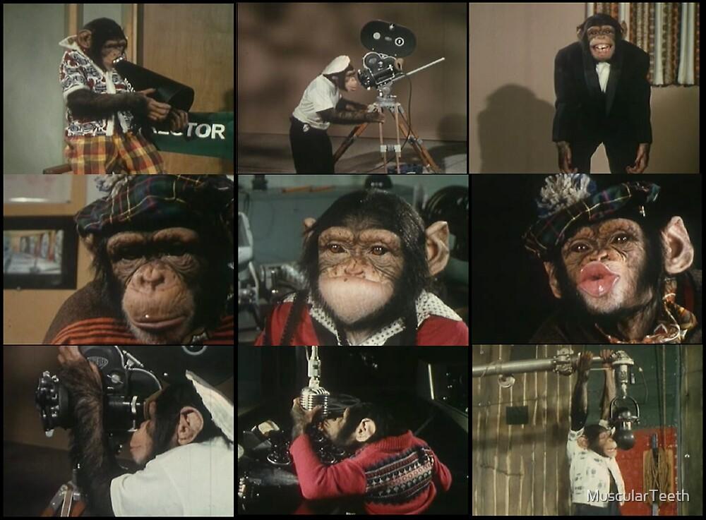 Monkey Film by MuscularTeeth