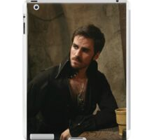 Killian Jones aka Captain Hook iPad Case/Skin