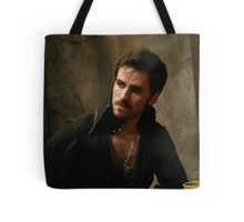 Killian Jones aka Captain Hook Tote Bag