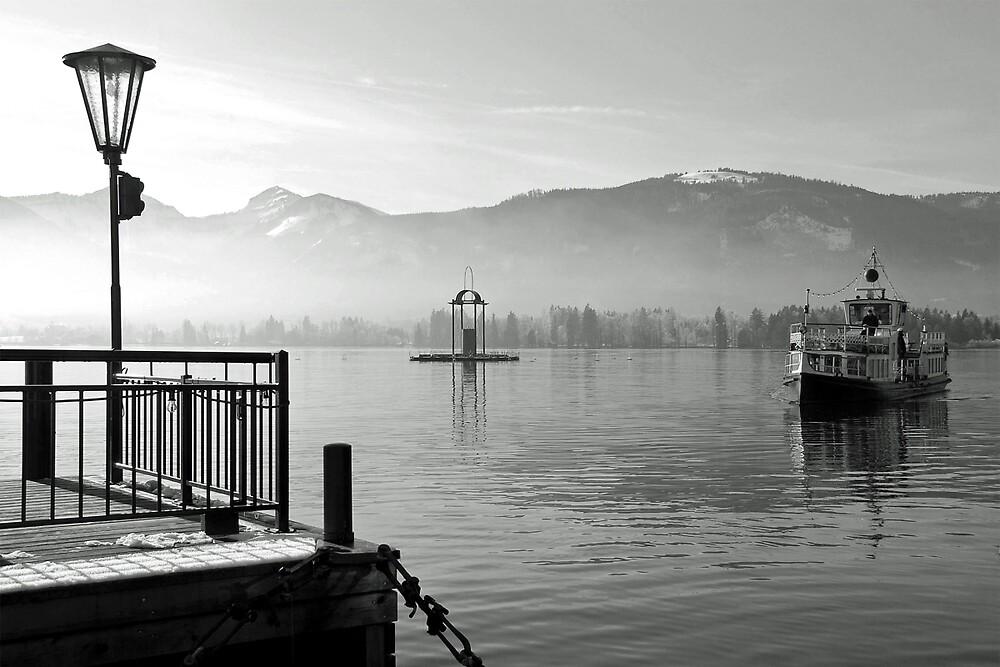 Anyone interested in a boat-trip? by Arie Koene