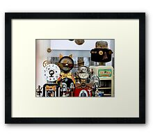 From Trash to Treasure Framed Print