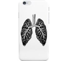 Corrupted Lungs iPhone Case/Skin