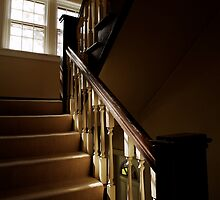 Upstairs Downstairs by Glennis  Siverson