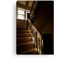 Upstairs Downstairs Canvas Print
