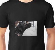 Black Labrador Unisex T-Shirt