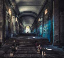 Certosa di Bologna Sticker