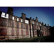 Ruchill Hospital Photographic Print