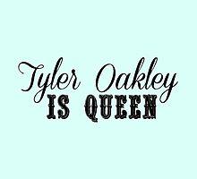 Tyler Oakley is Queen PASTEL by chloeambercat