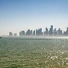 Doha Skyline by Kasia-D