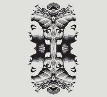 Four Head Buddha by Ross Jardine