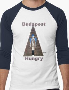 Budapest's Castle in Triangle T-Shirt