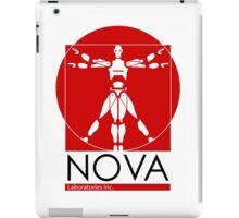 Welcome to Nova Laboratories iPad Case/Skin
