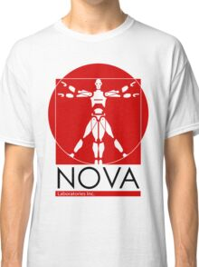 Welcome to Nova Laboratories Classic T-Shirt