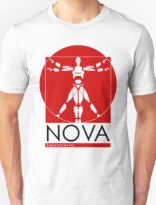 Welcome to Nova Laboratories Unisex T-Shirt