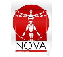 Welcome to Nova Laboratories Poster