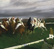 Polo at Lakewood - George Bellows by BravuraMedia