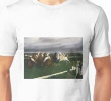 Polo at Lakewood - George Bellows Unisex T-Shirt