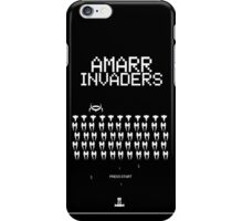 Amarrian Invaders iPhone Case/Skin