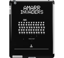 Amarrian Invaders iPad Case/Skin