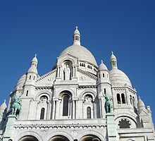 Sacré Coeur by skippy
