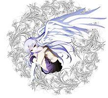Angel Beats - Kanade Tachibana² by IzayaUke