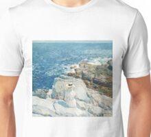 The South Ledges, Appledore - Childe Hassam Unisex T-Shirt