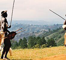 Zulu Warriors by David Bridle