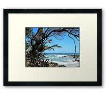 Port St Johns Framed Print