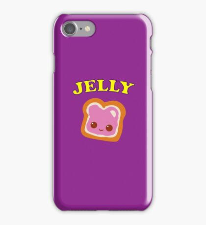 Couple - (Peanut Butter &) Jelly iPhone Case/Skin