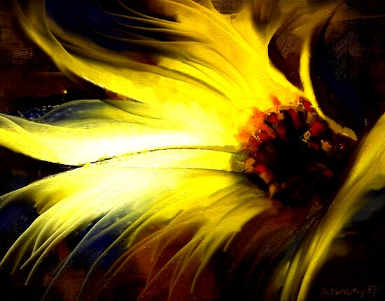 In Yellow by Shanina Conway