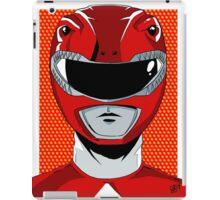 MMPR - Red Ranger iPad Case/Skin
