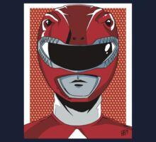 MMPR - Red Ranger Kids Clothes