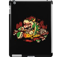 MARIO MADNESS BOWSER iPad Case/Skin