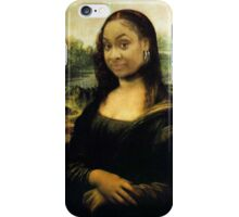 Raven Mona Lisa iPhone Case/Skin