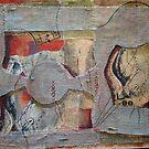 woman's work 1 Original art work by linsads