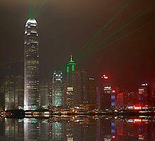 Skyline Dazzles by fernblacker
