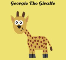 Georgie the Giraffe  by Rajee