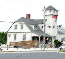 Retired Coast Guard Station-Stone Harbor, NJ by d4hvaol