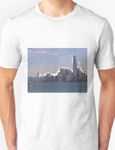 New York Skyline Unisex T-Shirt