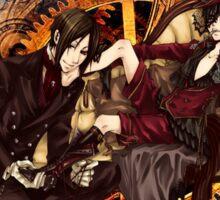 Kuroshitsuji (Black Butler) - Ciel Phantomhive & Sebastian Michaelis Sticker