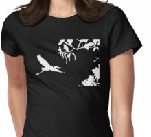 Soar Womens Fitted T-Shirt