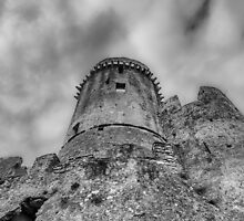 Tower of Velia, Italy by joeschmied