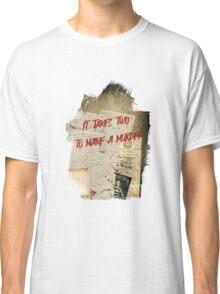 Murder Board Classic T-Shirt